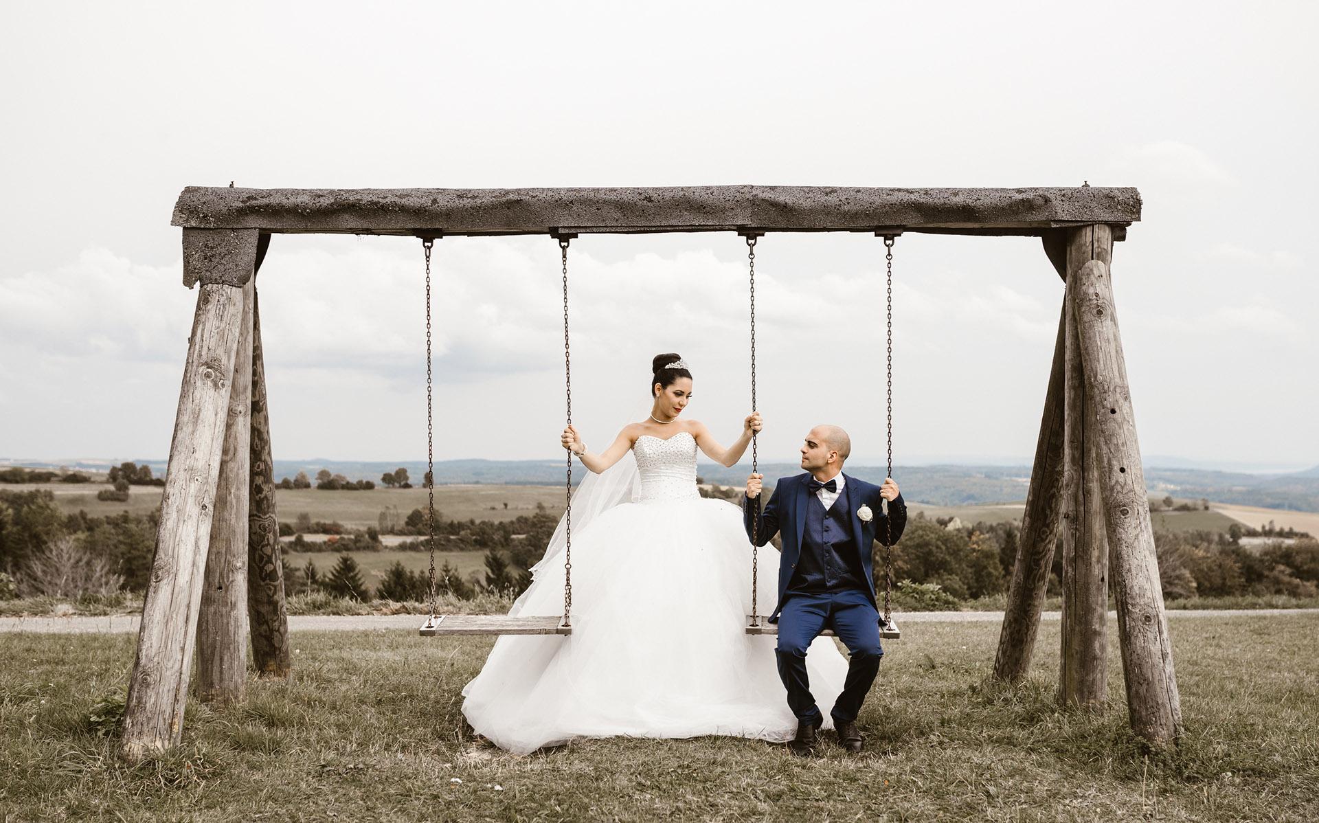 Hochzeitsreportage -Nedia und Marco - Engen